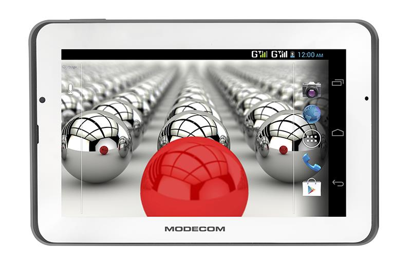 Modecom FreeTAB 7003 HD+ X2 3G+, 7'', 1.2GHz, 4GB, 512MB RAM, GPS, Android 4.0