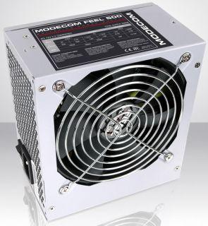 Zdroj MODECOM FEEL 500 ATX 2.2 500W 120mm