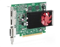 AMD Radeon R9 350 (2GB) DH PCIe x16 Graphic Card, (Dual Link DVI-I, 2x Display Port)