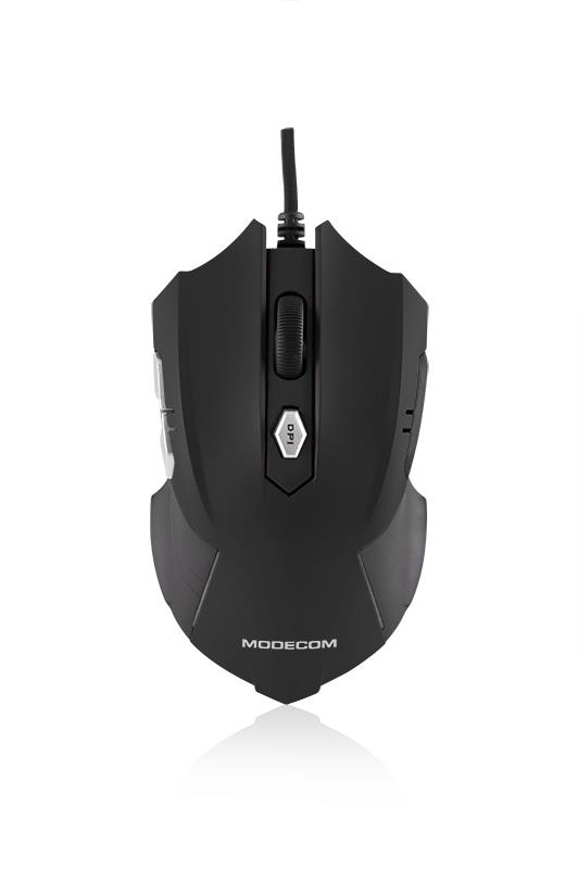MODECOM MOUSE MC-MX BLACK