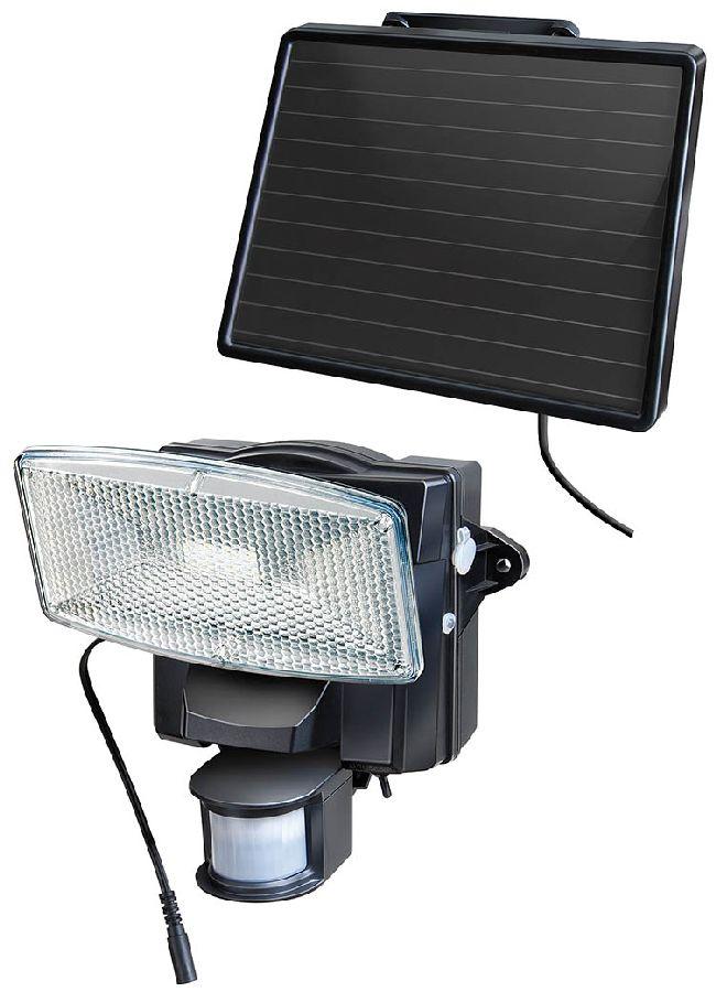 Reflektor Brennenstuhl Solarní LED SOL 80 černá