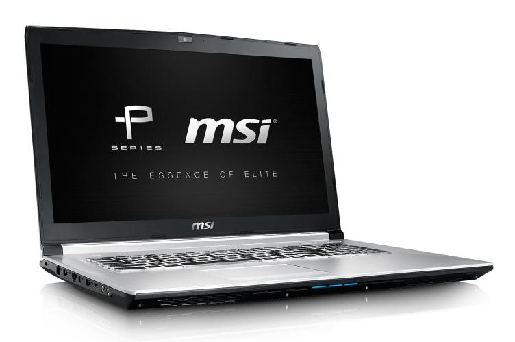 """MSI PE70 6QE-096CZ/i7-6700HQ Skylake/8GB/128GB SSD+1TB HDD/DVDRW/GTX960M, 2GB/17,3""""FHD/Win10"""