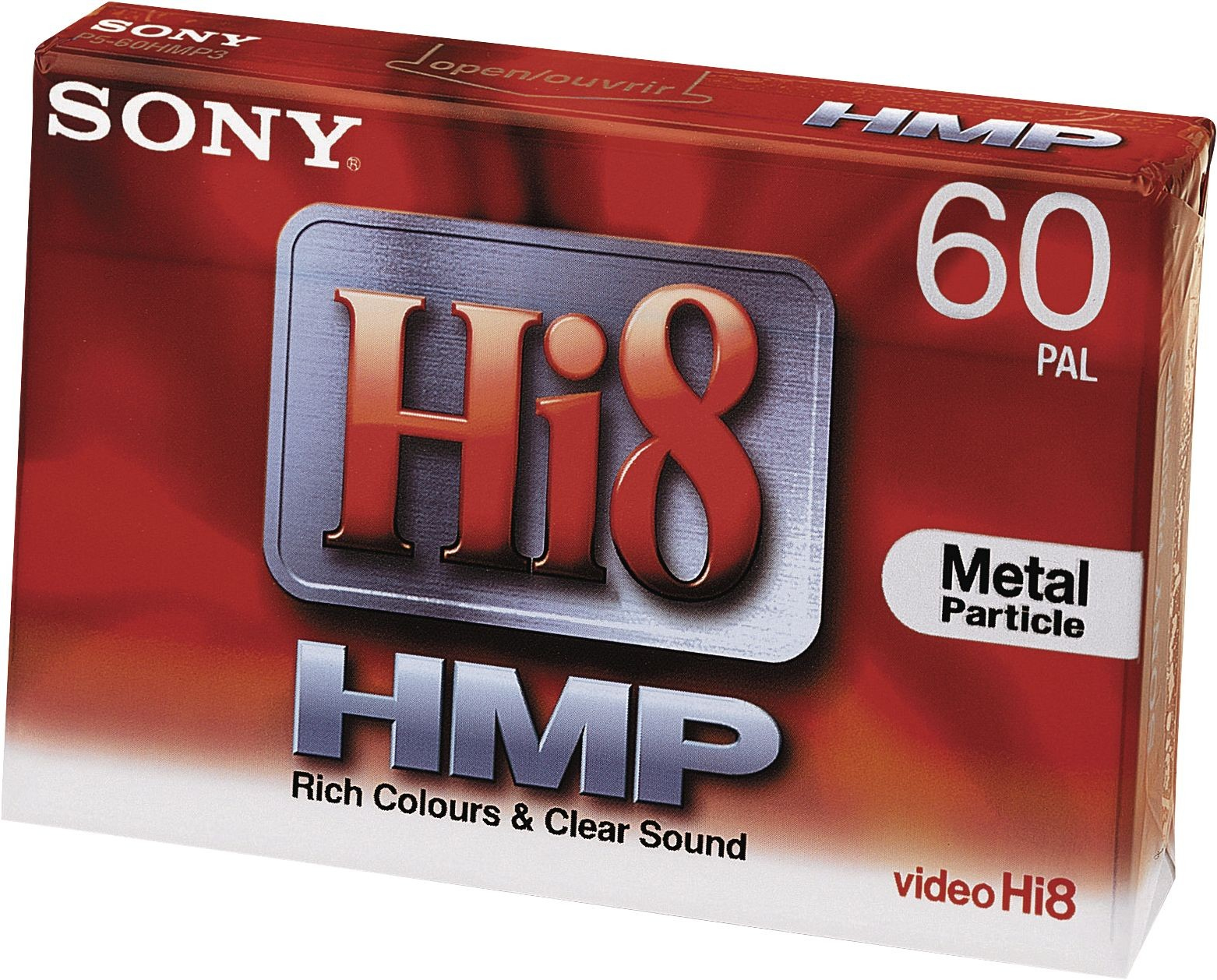 SONY Hi8 Videopáska P560HMP3 - 60min