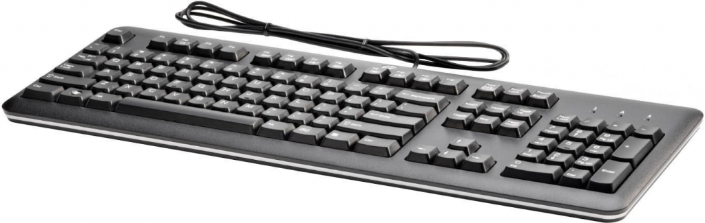 HP standard basic keyboard USB EN