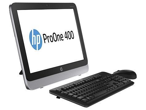 HP Pro 400 AIO 19.5'' i3-4160T 4GB/500 Win 10 / Win 7 Pro 64