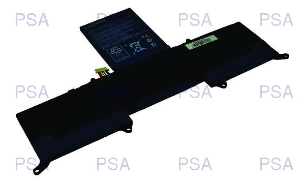 2-Power baterie pro ACER Aspire S3 Ultrabook 13.3, 11,1V, 3280mAh, Black