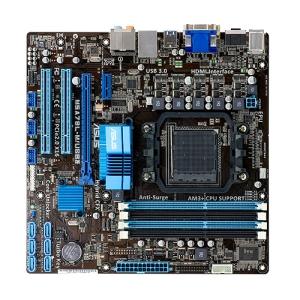 ASUS MB Sc AM3+ M5A78L-M/USB3, AMD 760G, 4xDDR3, VGA, mATX