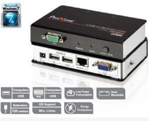 ATEN KVM extender CE-700A USB , max. 150 metrů