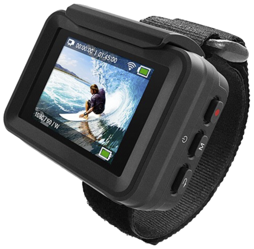 Removu P1 WiFi Live View Display pro GoPro LCD BacBac