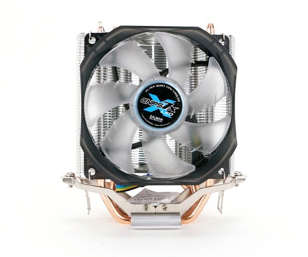 Zalman chladič CPU CNPS7X LED PLUS, univ. socket, 92mm blue led PWM fan