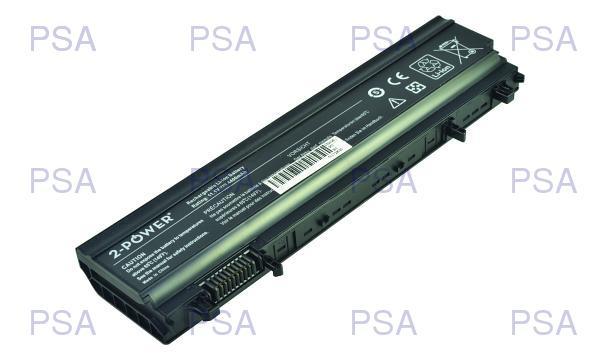 2-Power baterie pro DELL Latitude E5440 11,1 V, 5200mAh
