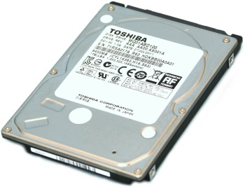 Toshiba HDD 2.5'' 1TB, Serial ATA/300, 8MB cache, 5400RPM
