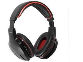 Tracer JUMBO BT bezdrátová sluchátka s mikrofonem, Bluetooth 2,1, černá