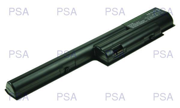 2-Power baterie pro FUJITSU SIEMENS Esprimo Mobile U9200, M9400, D9500, 11,1 V, 4600mAh . 6 cells