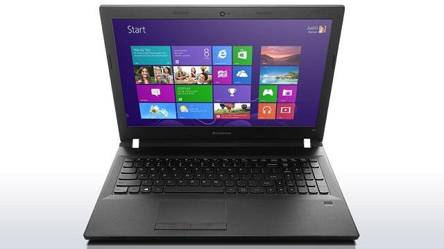 """LENOVO E50-80 černý 15.6"""" 1920x1080mat,i5-5200U@2.2GHz, 4GB,1TB54, HD 5500, VGA,HDMI,3xUSB,4c, W7P, W10P - 3r on-site"""