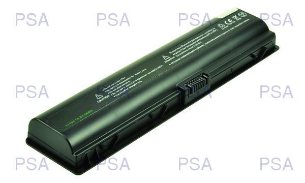 2-Power baterie pro HP/COMPAQ Pavilion dv6000, dv2000, G6000 10,8 V, 5200mAh, 6 cells - Presario C700, F500, V3000
