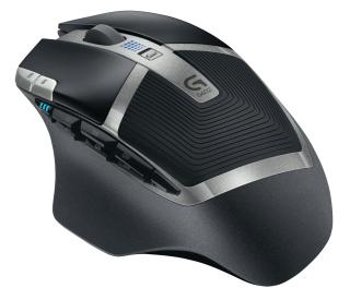 Akce!!! Logitech myš G602 Wireless Gaming Mouse, USB, 11 prog. prvků