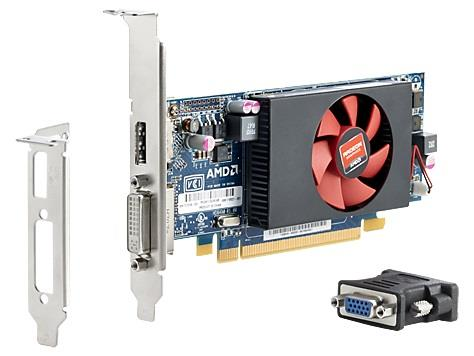 HP AMD Radeon HD 8490 1GB PCIe x16 1xDVI 1xDP
