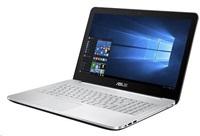 ASUS N552VX-FW034T i5-6300HQ/8GB/2TB SATA/DVD/nG950M/15,6'' FHD(1920x1080)/Win10/gray