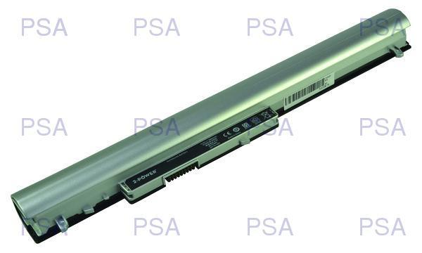 2-Power baterie pro Pavilion 15 4 článková Baterie do Laptopu 14,8V 2600mAh