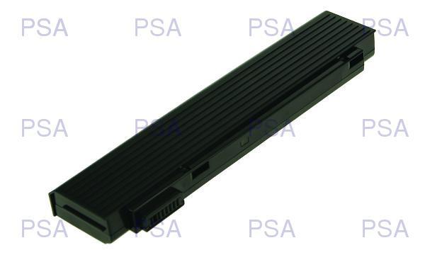 2-Power baterie pro MSI MegaBook L710 10,8 V, 5200mAh, 6 cells