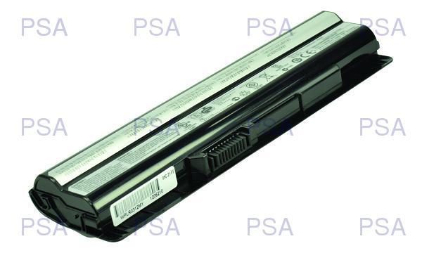 2-Power baterie pro MSI FX600, FX400, FX420, FX600, FX603, FX610, FX620, FX620DX, FX700, GE620 11,1 V, 4400mAh, 6 cells