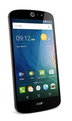 """Acer Liquid Z530 /5""""/MT6735/8GB/1GB/LTE A černý + 2 roky navigace TomTom zdarma"""