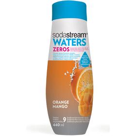 Sirup ZERO Pomeranč-Mango 440 ml SODA