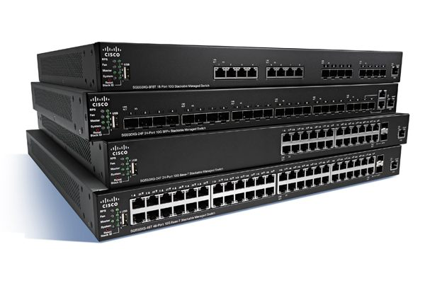 Cisco SG350XG-2F10 Managed Switch