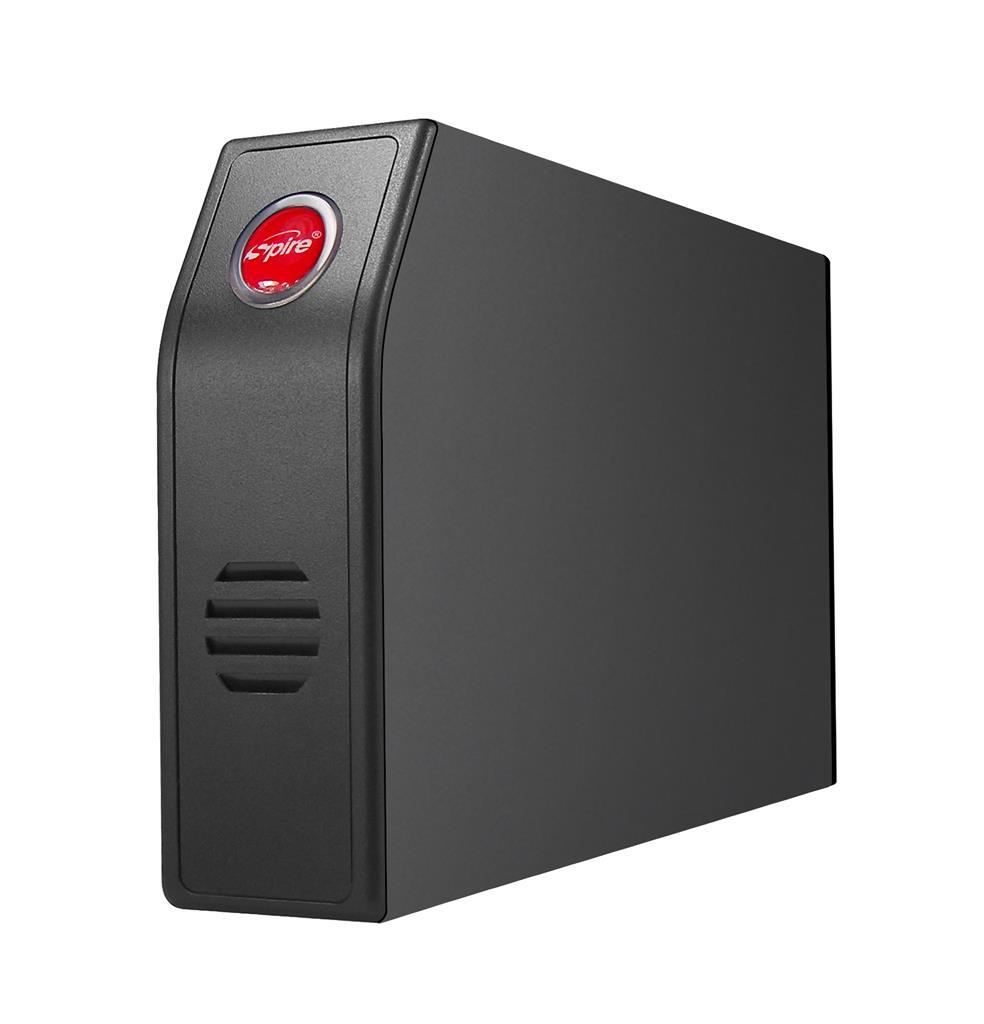 Spire Slider Pro eSATA 3,5'' externí rámeček na HDD, USB 2.0, černý