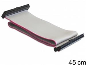 """Delock kabel 2,5"""" IDE HDD 44pin samice na 2,5"""" IDE HDD 44pin samice 30cm"""