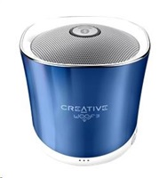 Speaker CREATIVE WOOF3, Bluetooth, blue