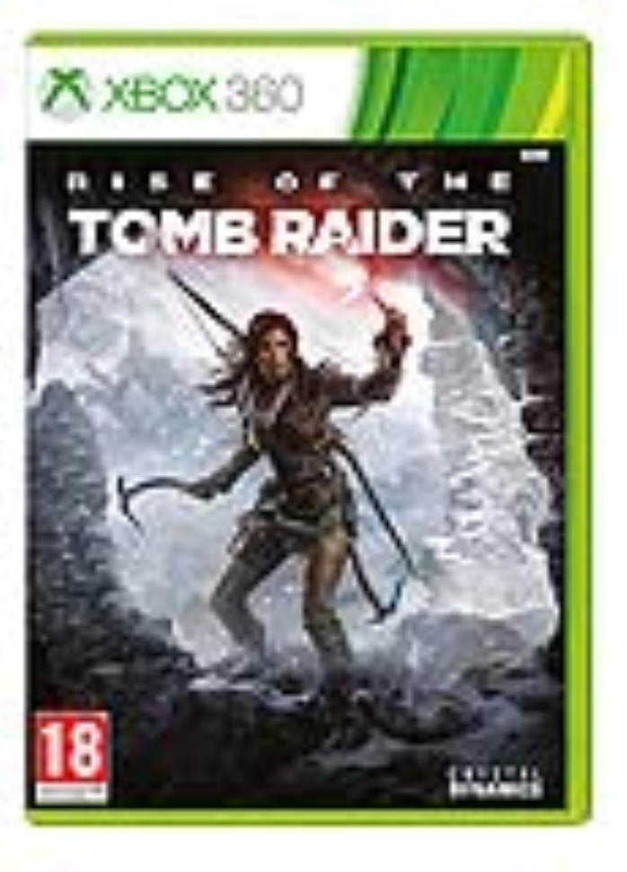 XBOX 360 - Rise of the Tomb Raider