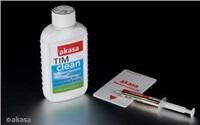 AKASA Teplovodivá pasta TIM Kit, AK-455 pasta 5g + čistící přípravek