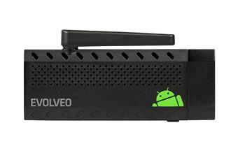 EVOLVEO Android Stick Q3 4K, QuadCore TV stick