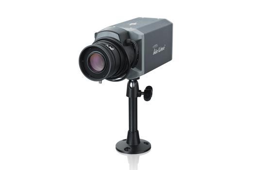 5Mpx vnitřní kamera IVS, PoE, SD Card, objektiv 5-50mm, 2592x1944@15fps