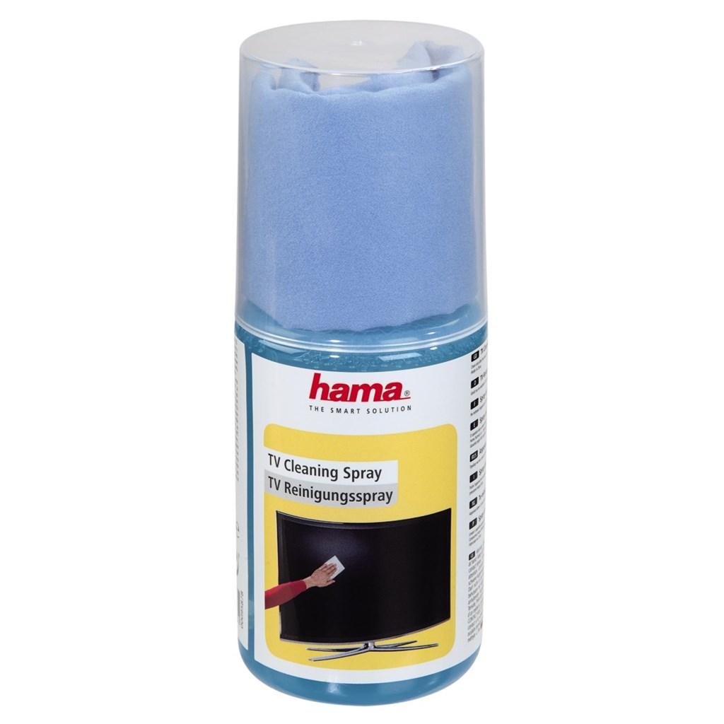 Hama čisticí sprej na TV, 200 ml, včetně utěrky