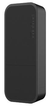 MikroTik RBwAP2nD, 2,4Ghz, 802.11bgn AP - černý