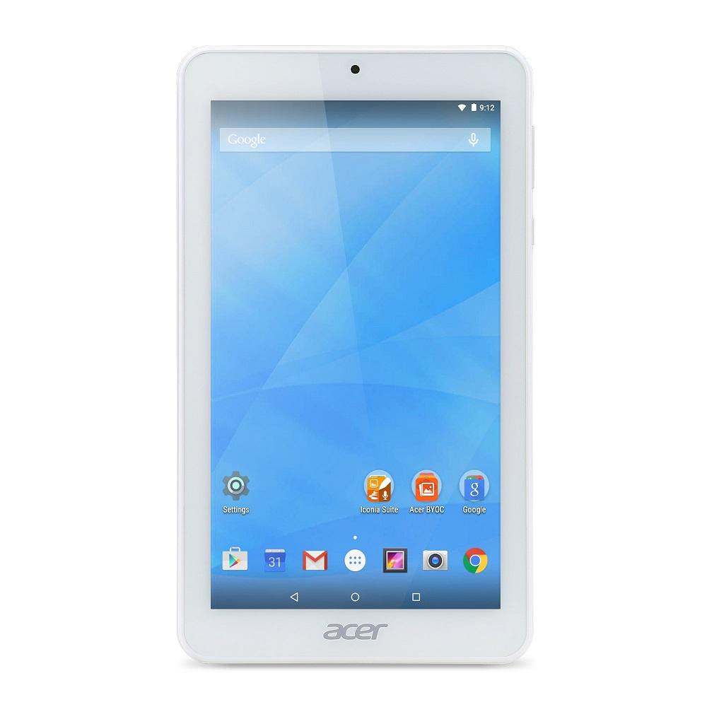 """Acer Iconia Tab B1-770/7""""/MT8127/16G/1GB/A bílá"""