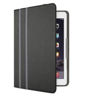 Belkin iPad Air 1/2 Twin Stripe Folio pouzdro, černé