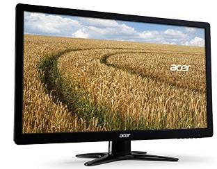 "24"" LCD Acer G246HLFbid -1ms,FHD,VGA+HDMI+DVI"