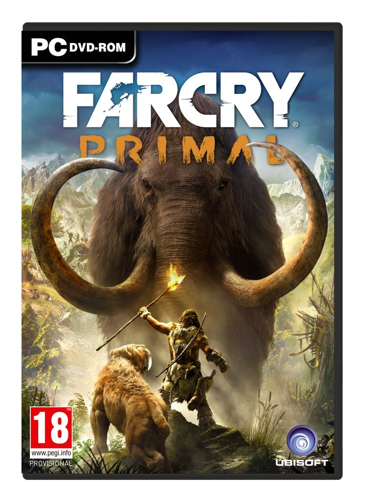 Ubisoft PC hra Far Cry Primal