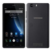 DOOGEE X5 PRO Dual SIM, černá