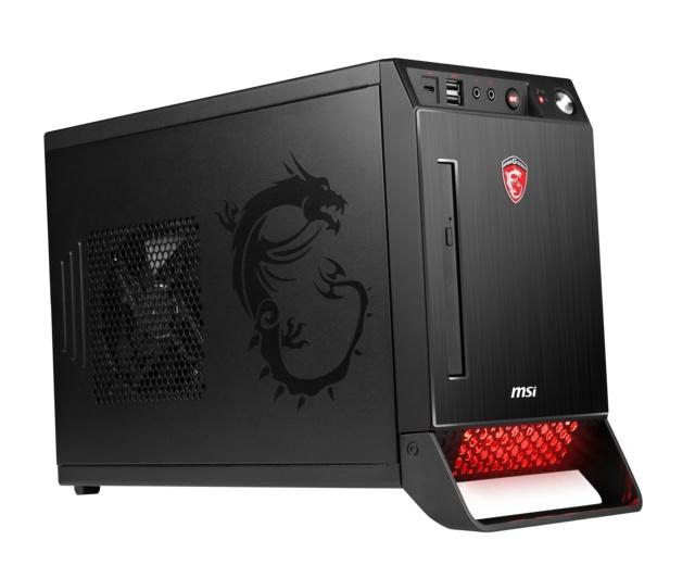 MSI PC Nightblade X2-017EU Full system/i5-6600K Skylake/Z170/8GB/128 SSD+ 2TB HDD/GTX980 OC 4GB/DVDRW/USB3/Win 10