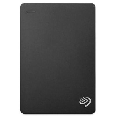"Seagate Backup Plus, 4TB externí HDD, 2.5"", USB 3.0, kovový černý"