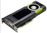 HP NVIDIA Quadro M5000 8GB 4xDP 1xDVI