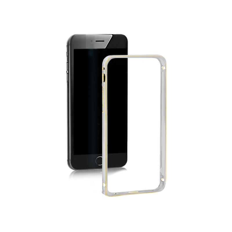 Qoltec Hliníkové Pouzdro Pro Samsung Note 5 | silver
