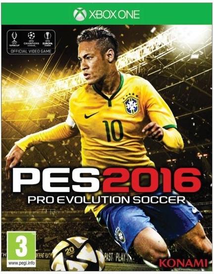 XONE - Pro Evolution Soccer 2016 D1 - PES 2016