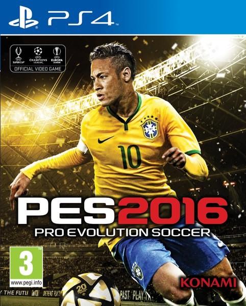 PS4 - Pro Evolution Soccer 2016 - PES 2016