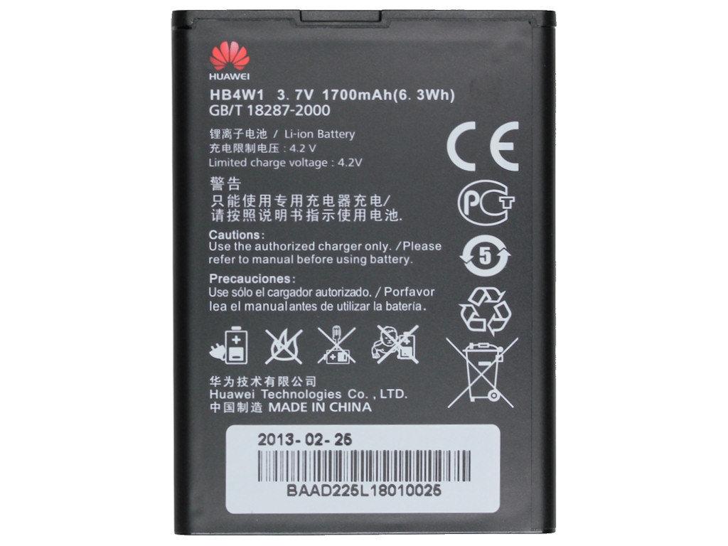 Huawei Baterie HB4W1 1700mAh Li-Ion (Bulk)